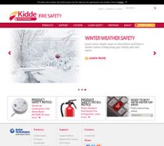 Kidde website history