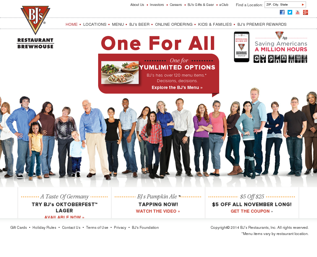 Bj S Restaurants Competitors Revenue And Employees Owler Company