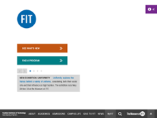 FIT website history
