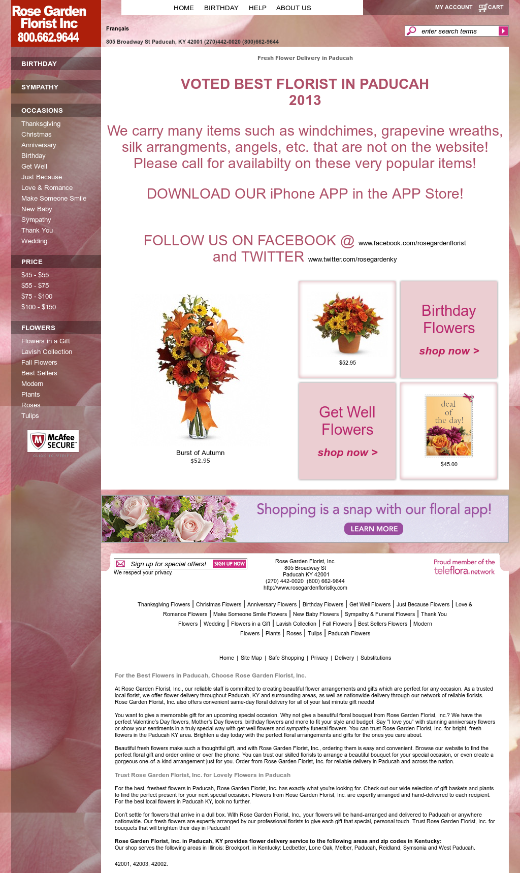Rosegardenfloristky Competitors, Revenue And Employees   Owler Company  Profile