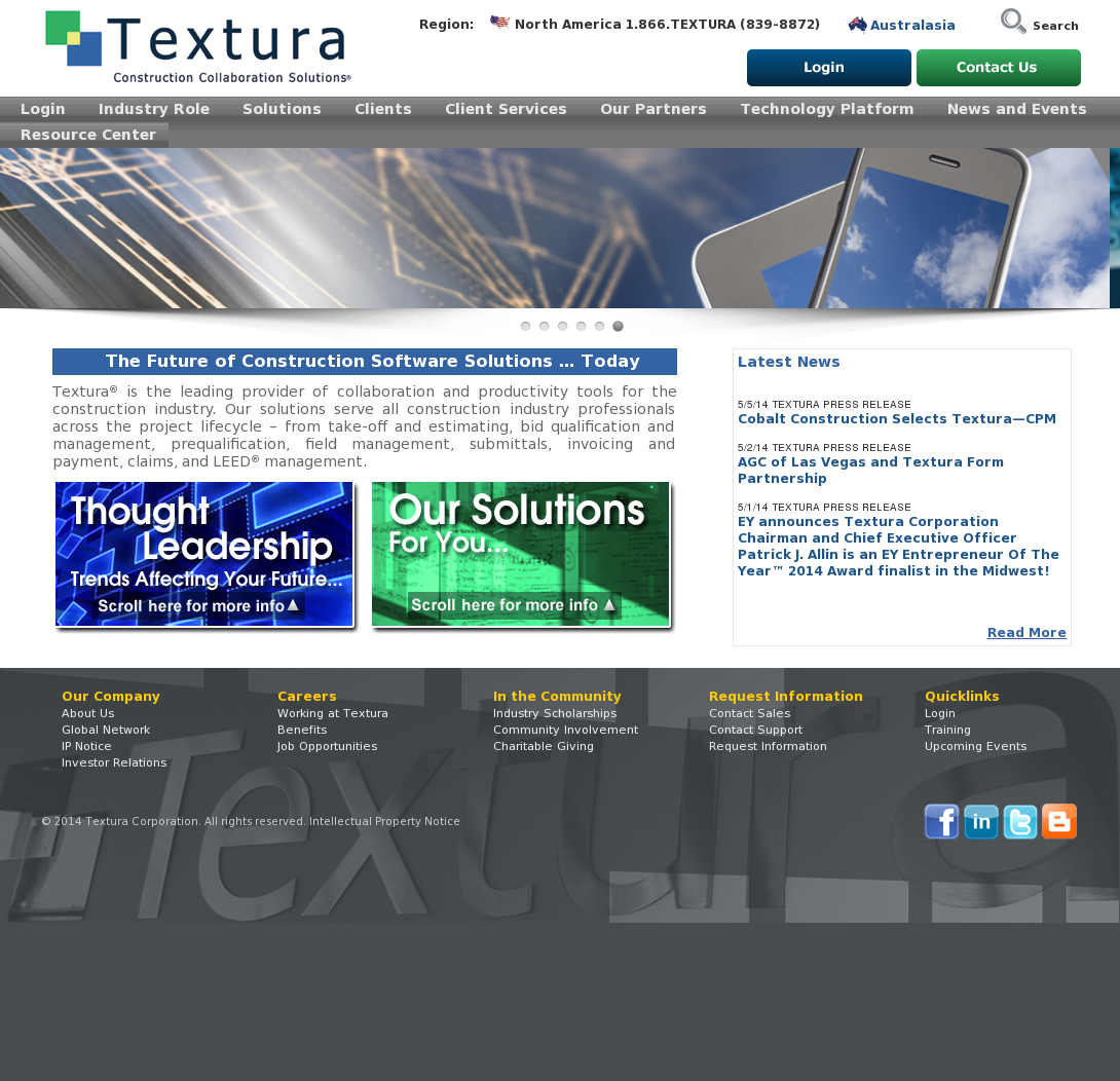 Textura Competitors, Revenue and Employees - Owler Company