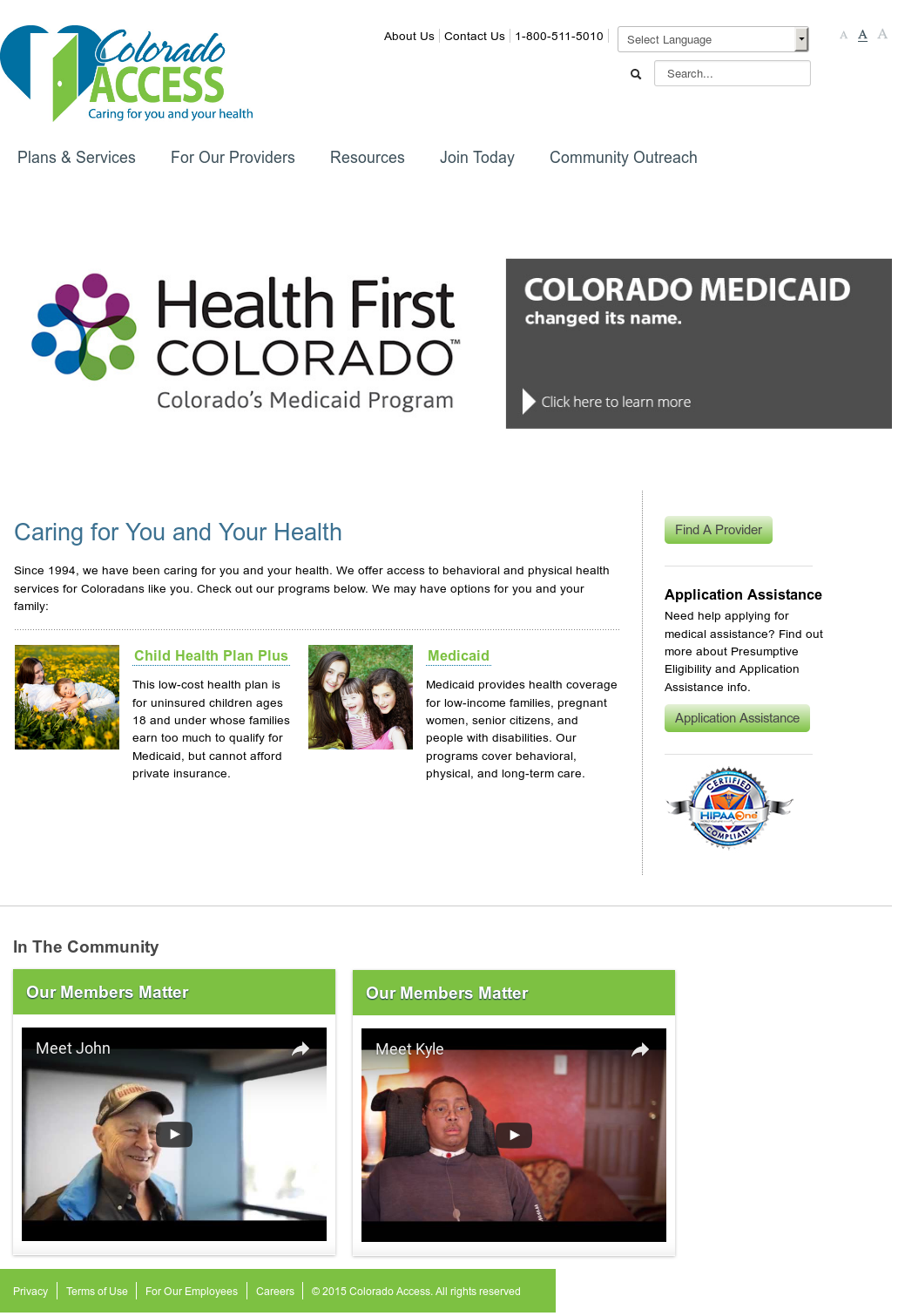 Colorado Access Competitors, Revenue and Employees - Owler