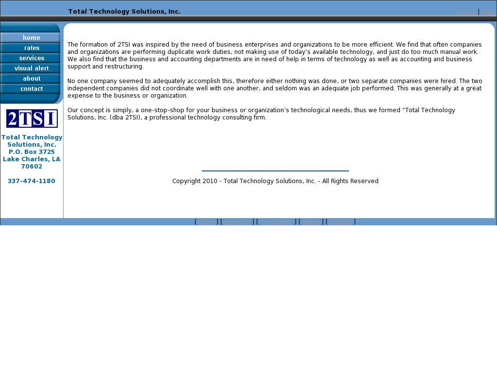 2Tsi Competitors, Revenue and Employees - Owler Company Profile