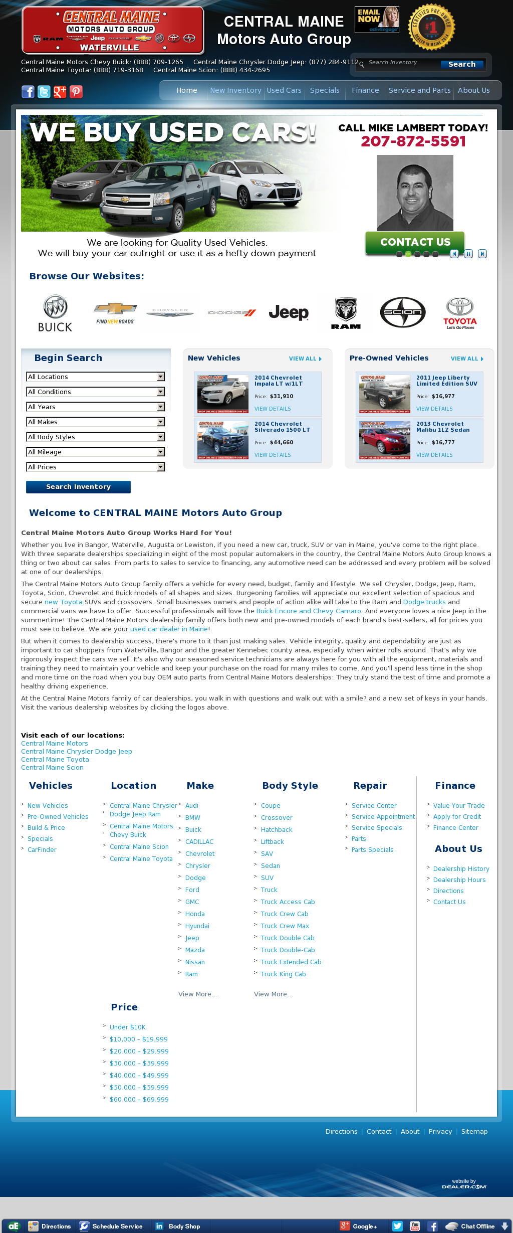 Central Maine Motors Auto Competitors, Revenue And Employees   Owler  Company Profile