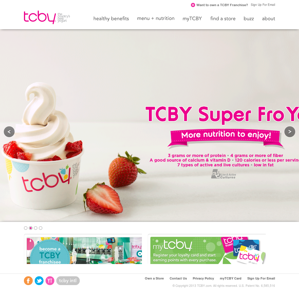 Tcby competitors revenue and employees owler company profile publicscrutiny Choice Image