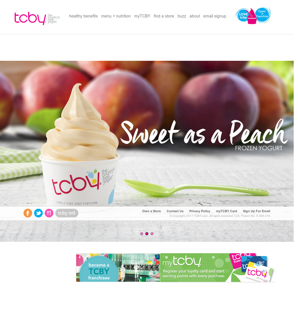 Tcby competitors revenue and employees owler company profile tcby website history publicscrutiny Choice Image