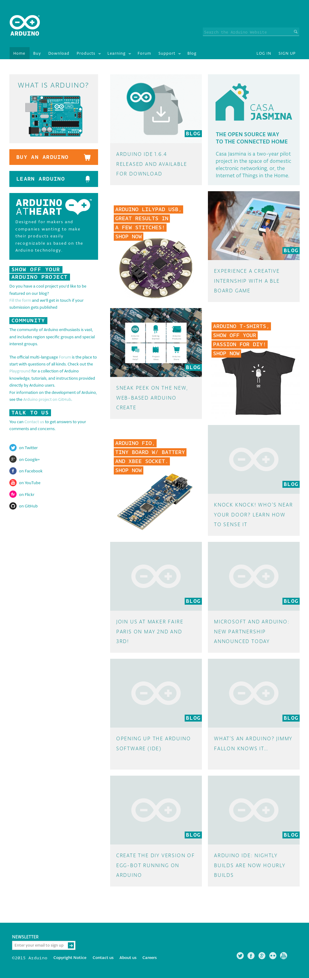 Arduino Competitors, Revenue and Employees - Owler Company Profile