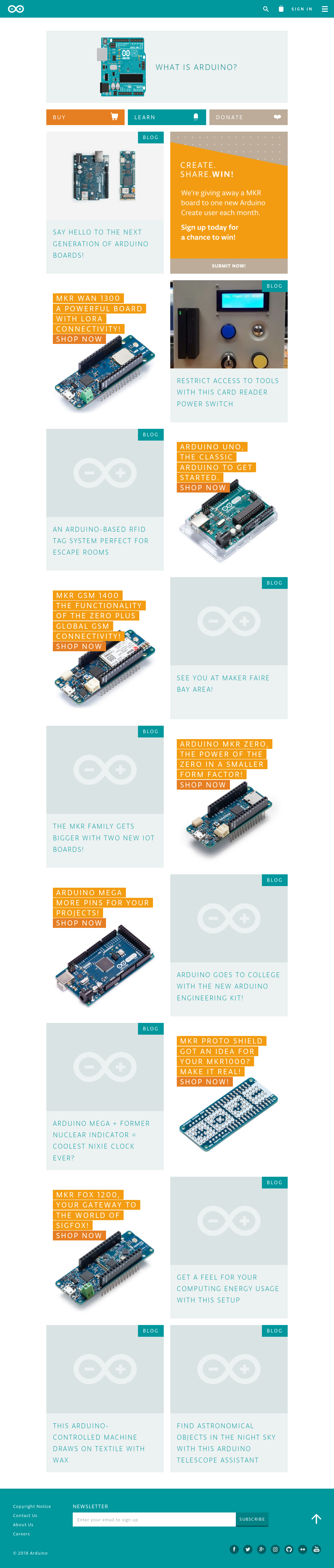 Arduino Competitors, Revenue and Employees - Owler Company