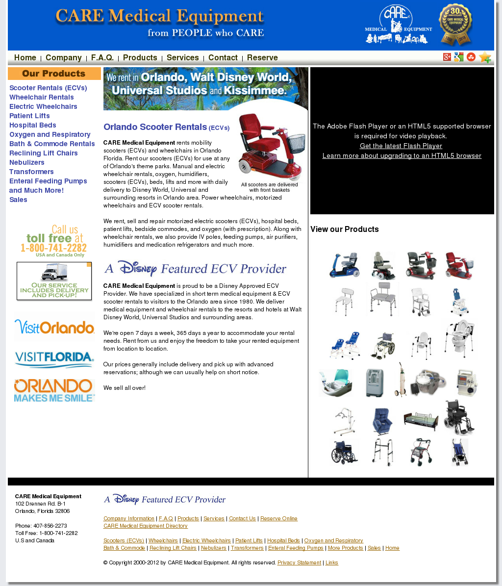 Caremedicalequipment Competitors, Revenue and Employees