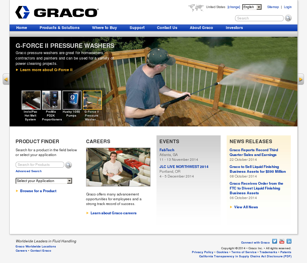 Graco Competitors, Revenue and Employees - Owler Company Profile