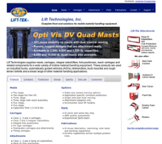 Lift Technologies website history