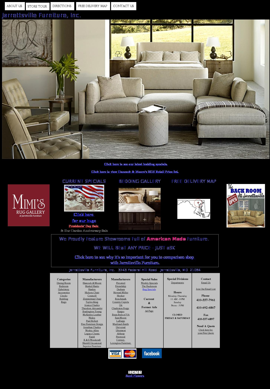 Jarrettsville Furniture Competitors, Revenue And Employees   Owler Company  Profile