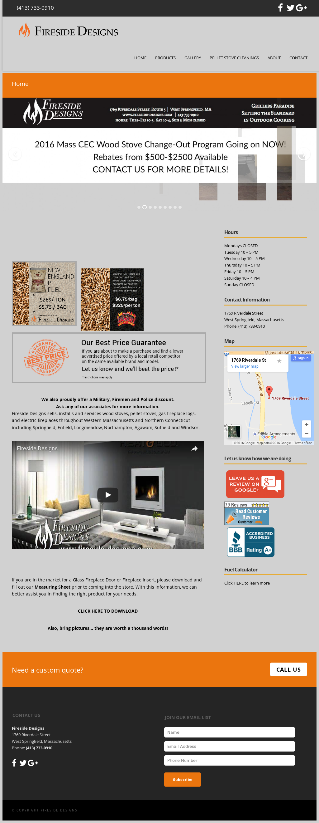 Fireside Designs Competitors Revenue And Employees Owler Company