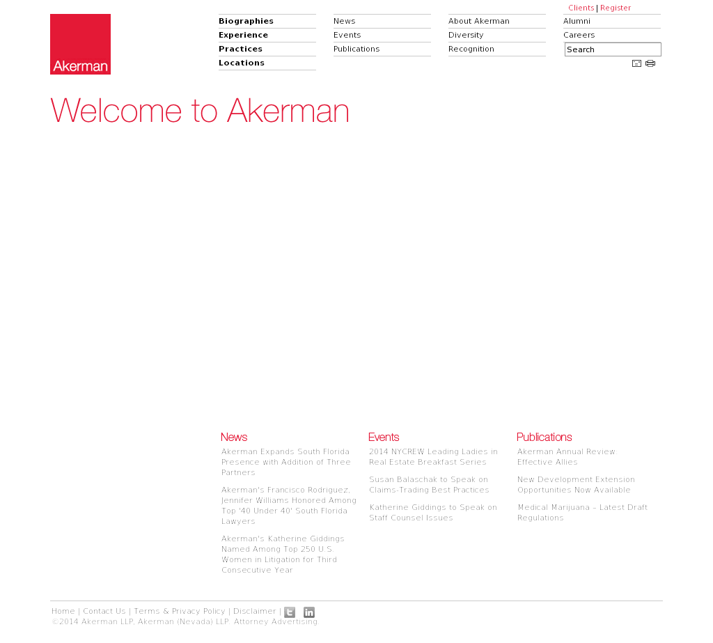 Akerman Competitors, Revenue and Employees - Owler Company