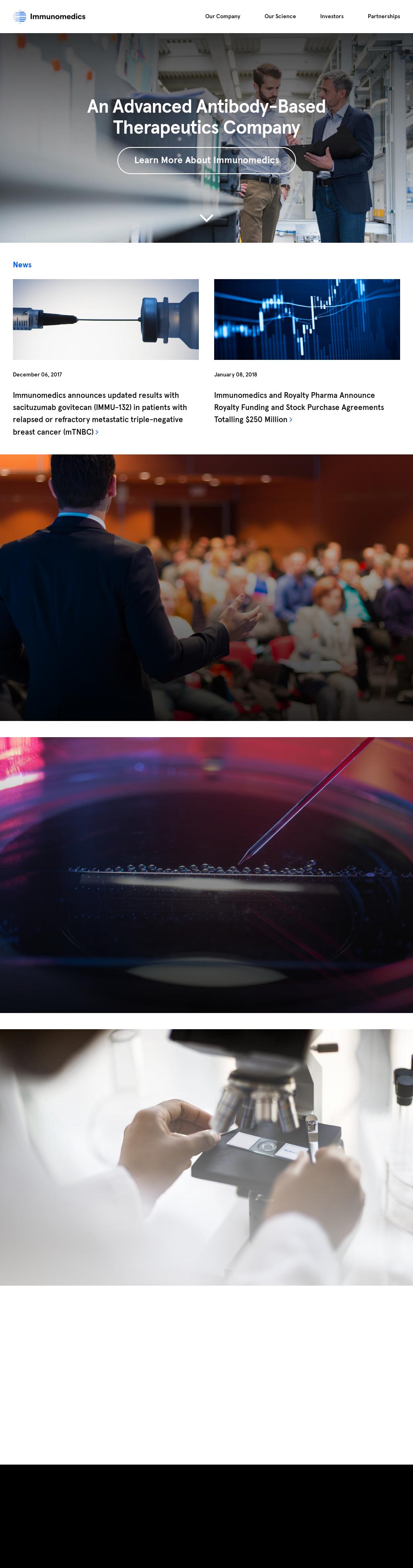 Immunomedics Competitors, Revenue and Employees - Owler Company Profile