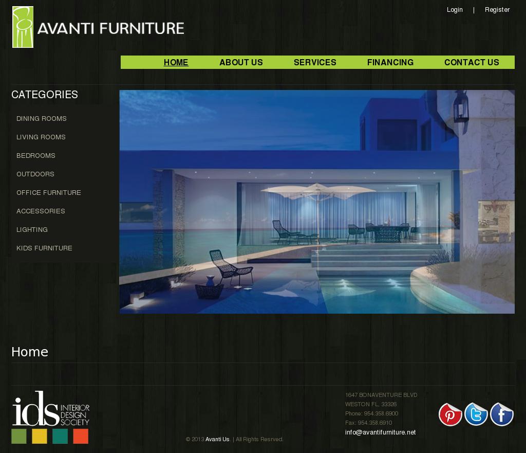 Avantifurniture Competitors, Revenue And Employees   Owler Company Profile