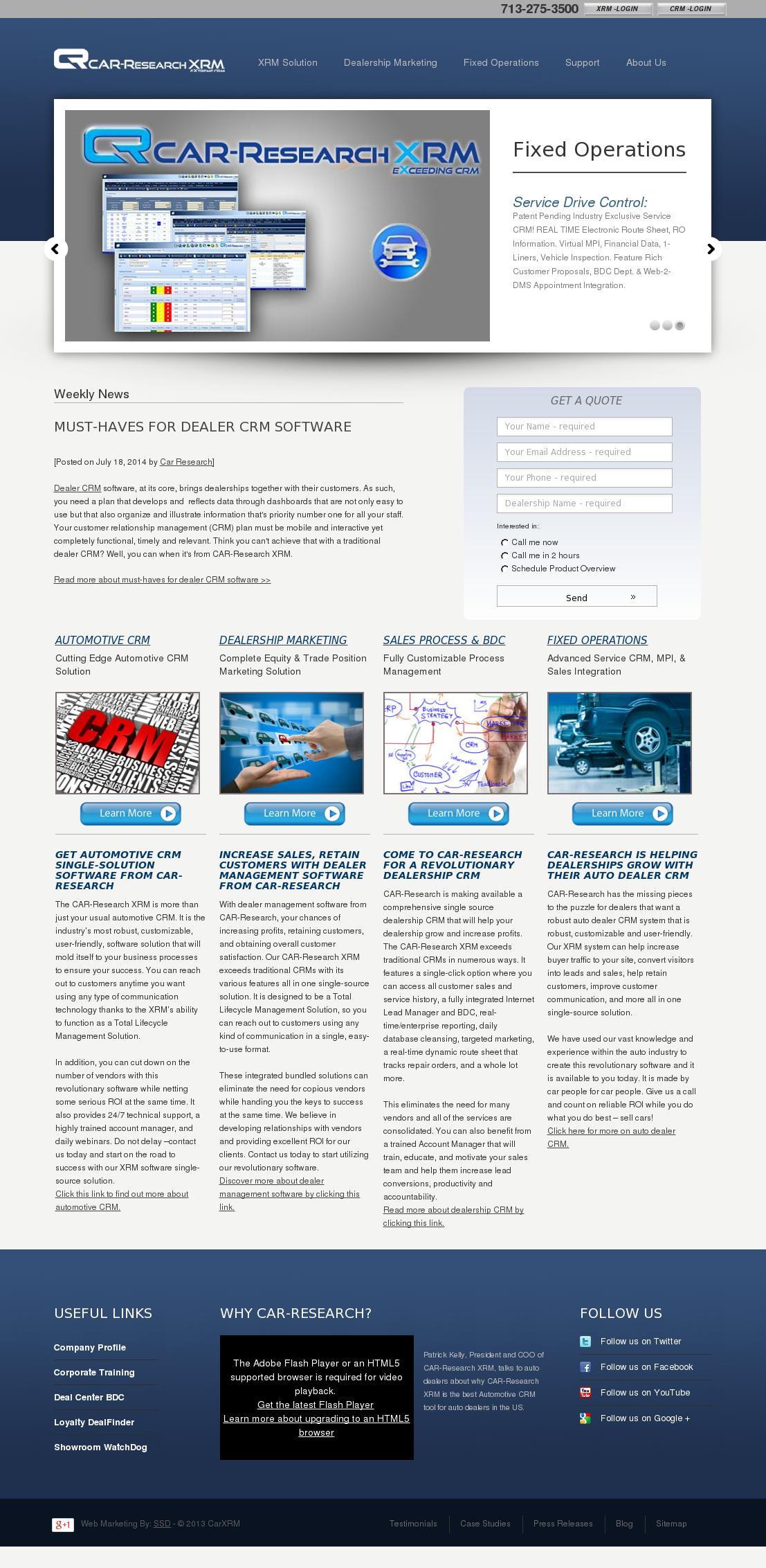 Car Research Xrm >> Car-research Xrm Company Profile | Owler
