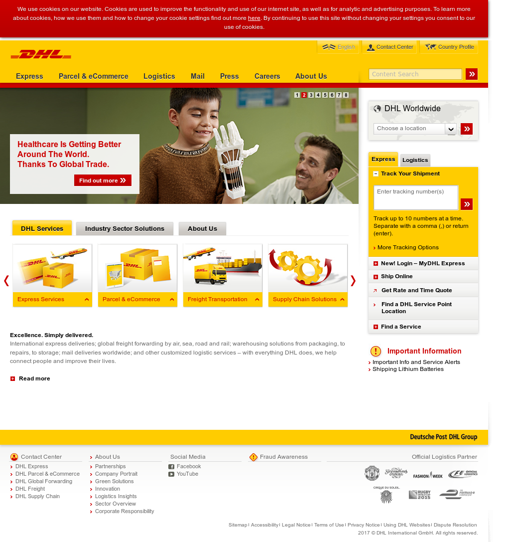 DHL Competitors, Revenue and Employees - Owler Company Profile