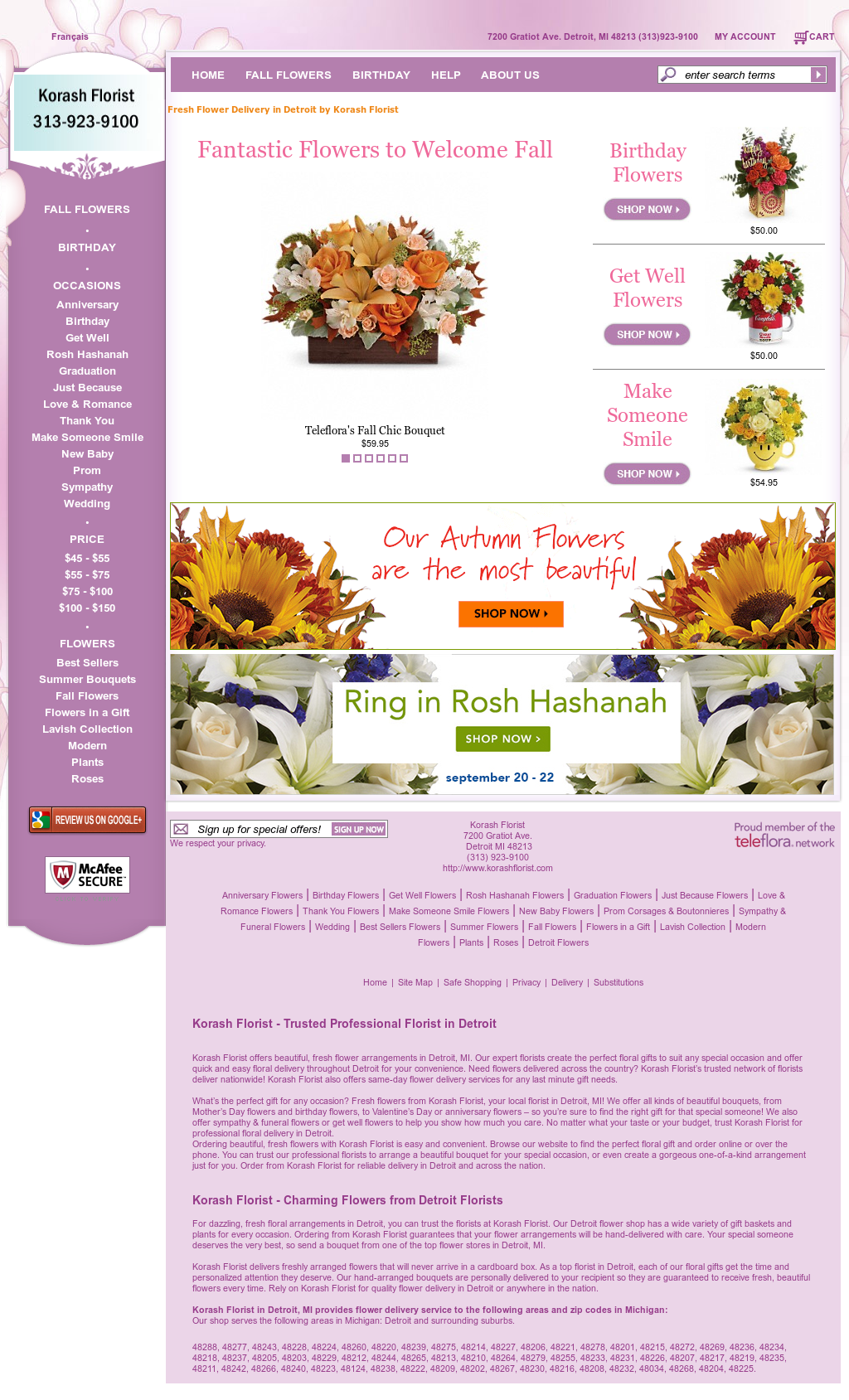 Korash Florist Competitors Revenue And Employees Owler Company