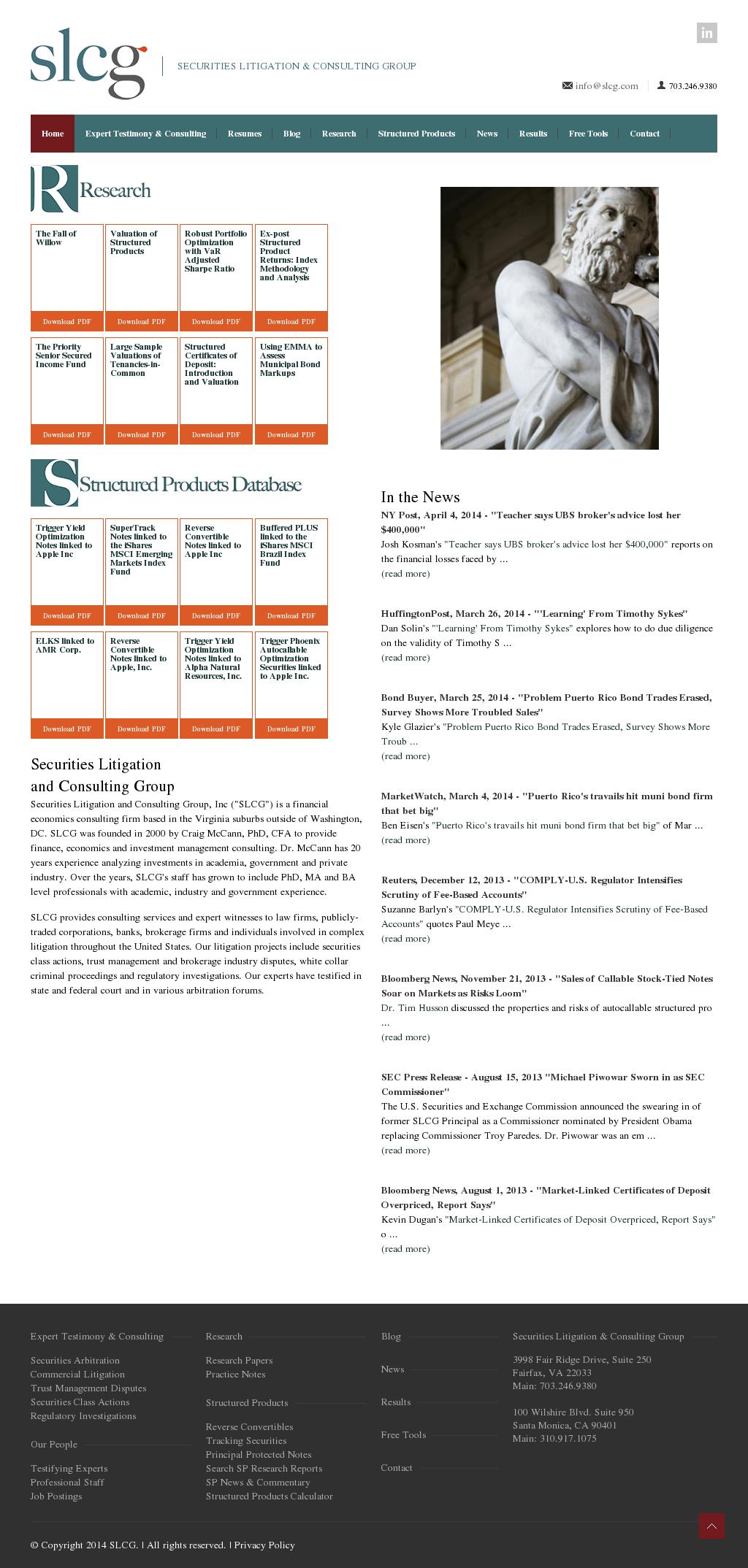 Slcg Competitors Revenue And Employees Owler Company Profile