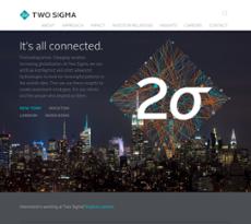 Two Sigma Company Profile Owler