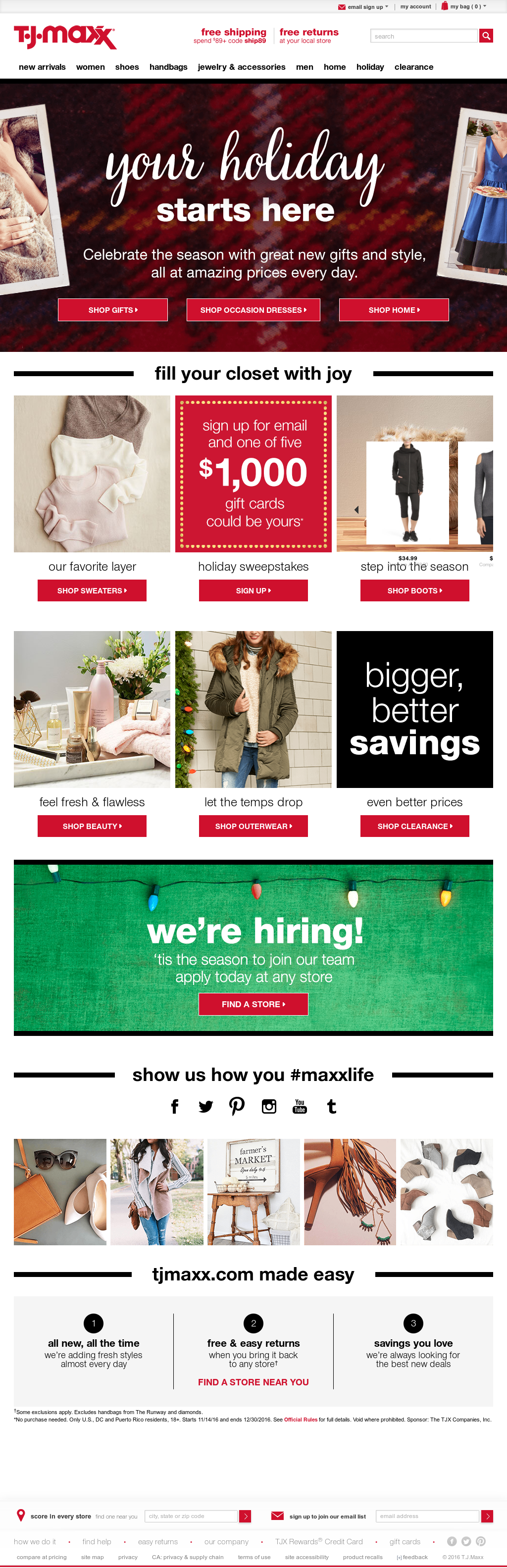 T J  Maxx Competitors, Revenue and Employees - Owler Company Profile