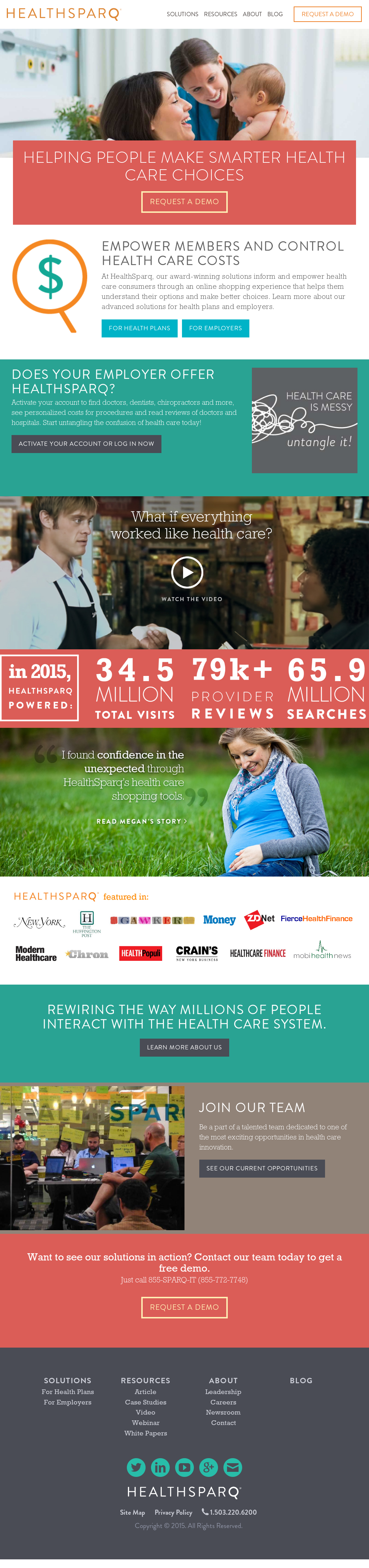 HealthSparq Competitors, Revenue and Employees - Owler Company Profile
