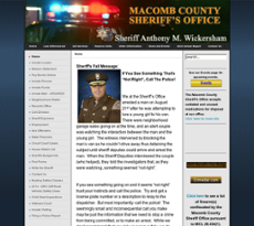 Macomb County Sheriff's Office Competitors, Revenue and