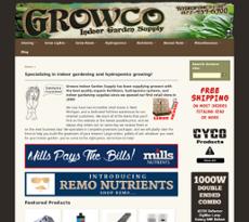 Growco Indoor Garden Supply Growco indoor garden supply competitors revenue and employees growco indoor garden supply website history workwithnaturefo