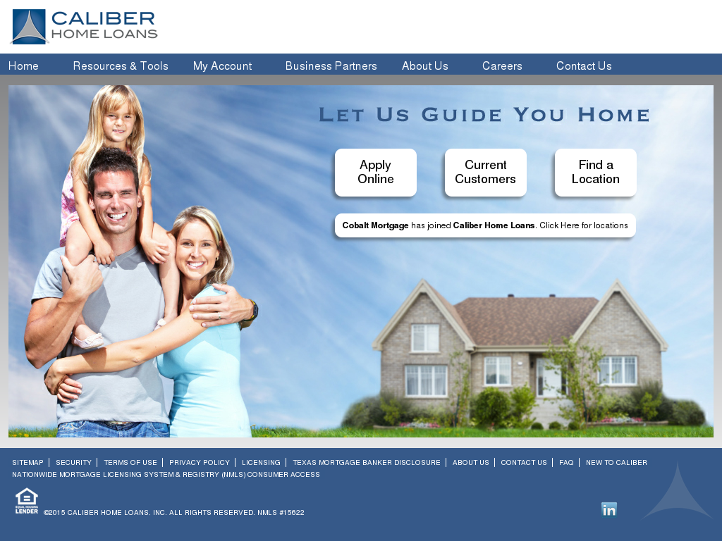 Caliber Home Loans Competitors Revenue And Employees Owler