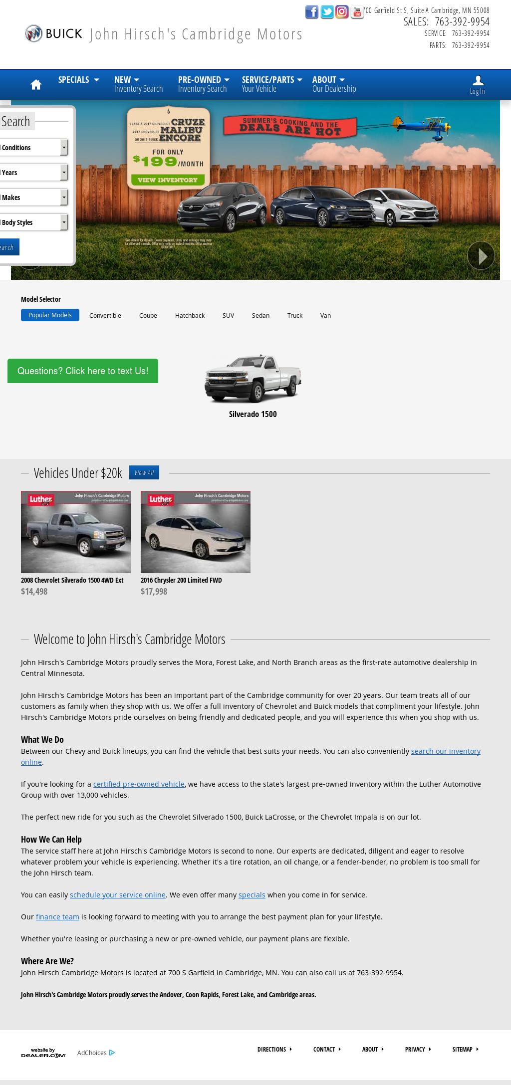 John Hirsch Cambridge Motors Impremedia Net