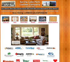 Spring Lake Park Lumber Competitors, Revenue and Employees