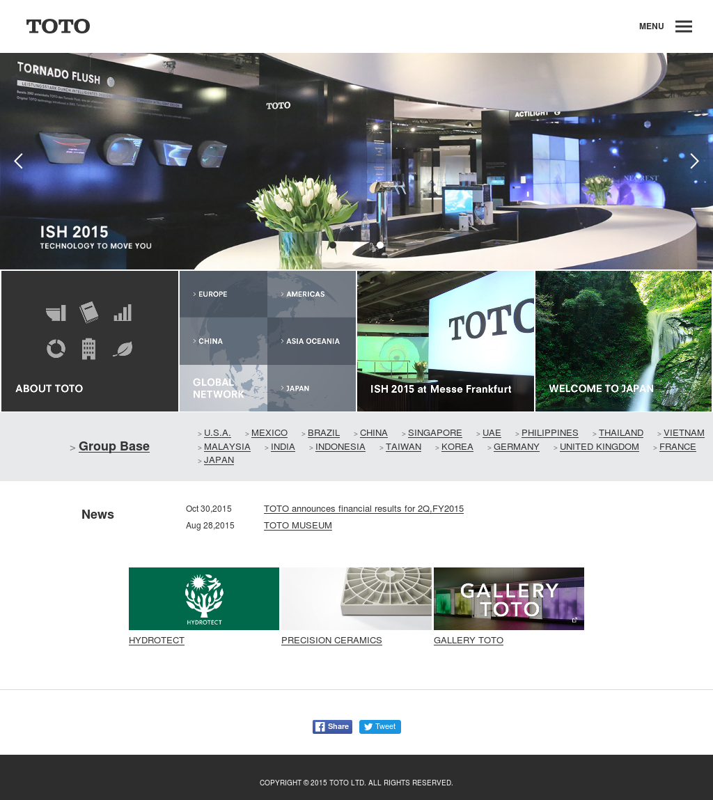 TOTO LTD Competitors, Revenue and Employees - Owler Company Profile