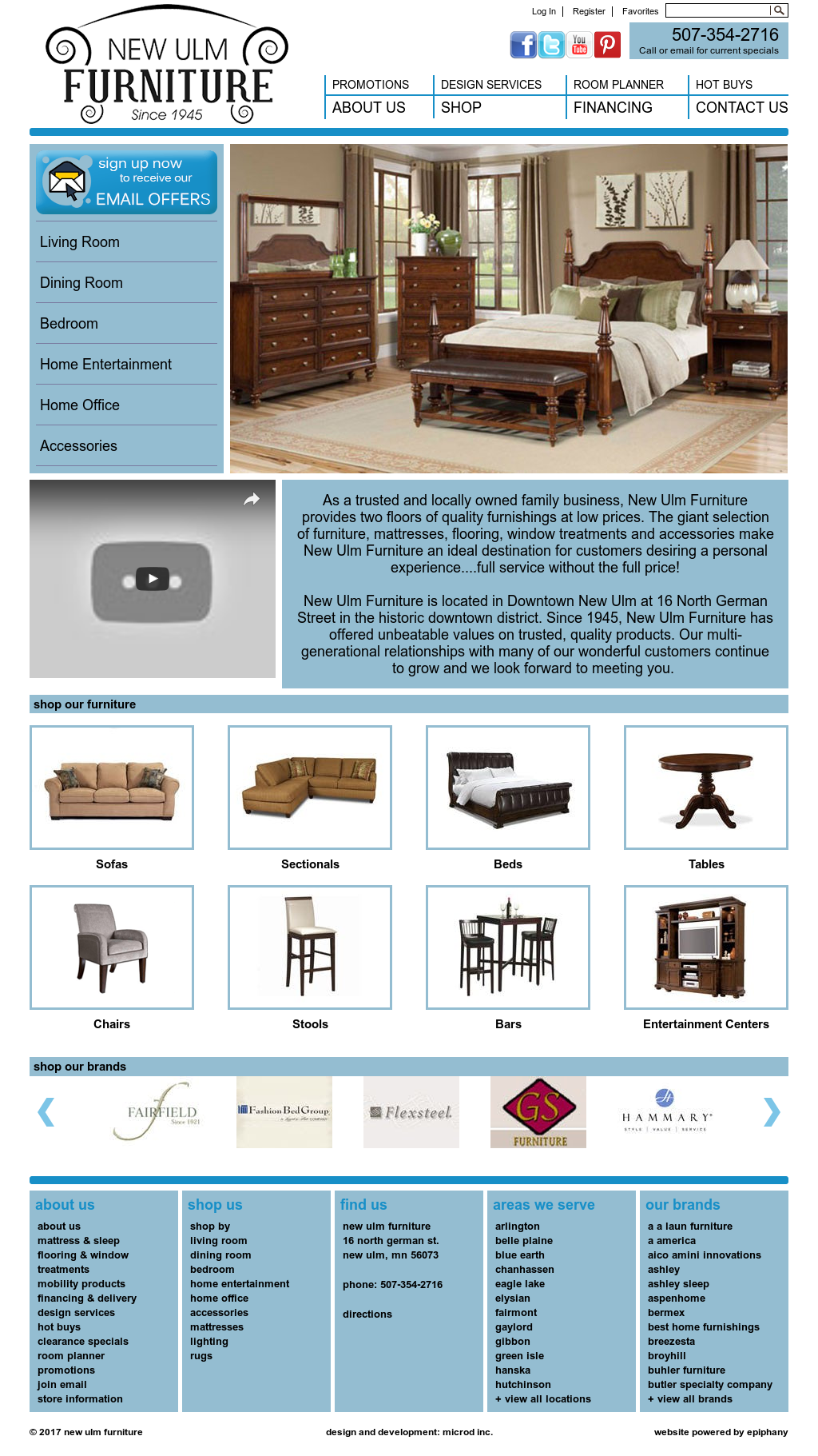 New Ulm Furniture Compeors Revenue And Employees Owler Company Profile