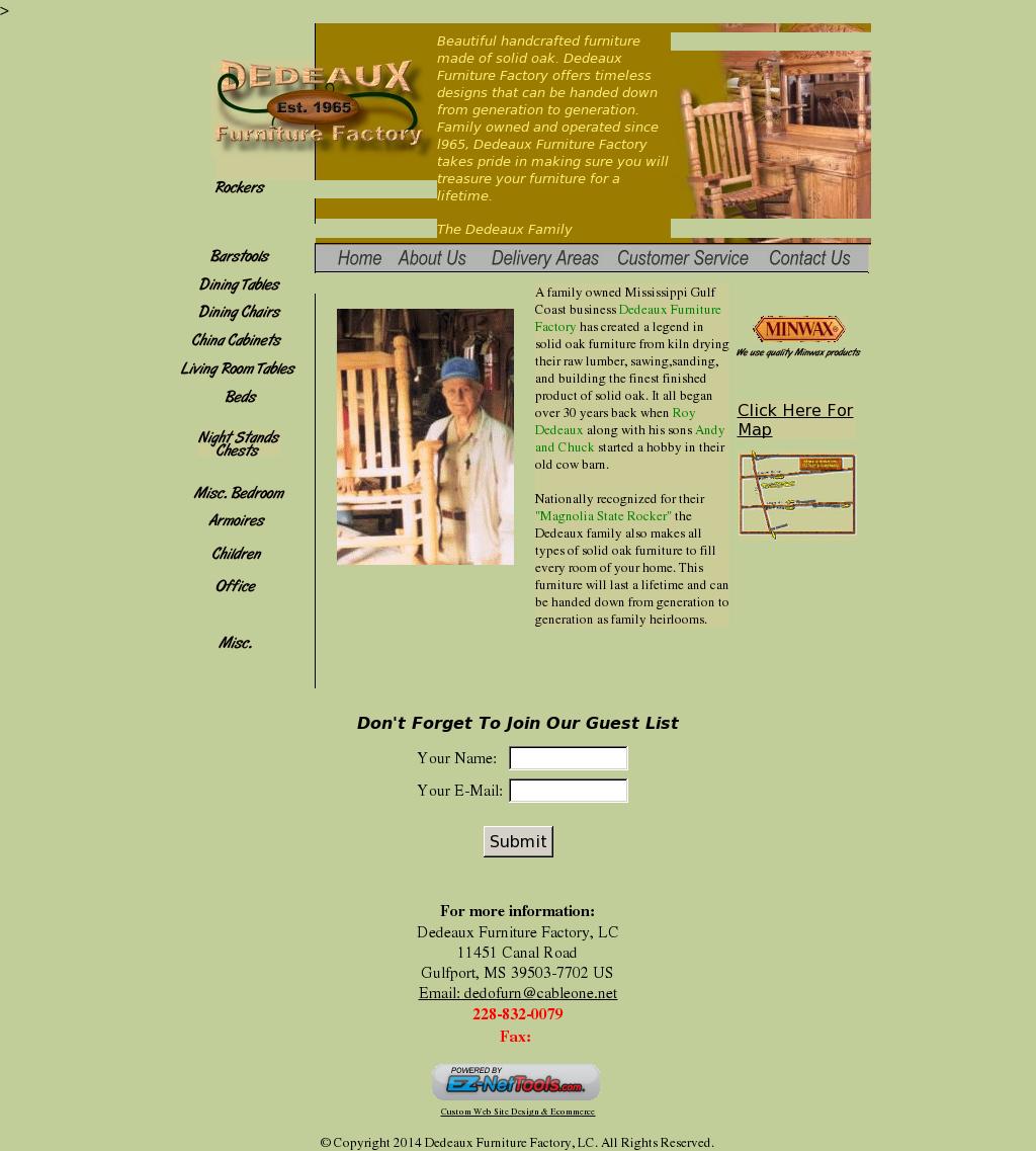 Bon Dedeaux Furniture Factory Competitors, Revenue And Employees   Owler  Company Profile