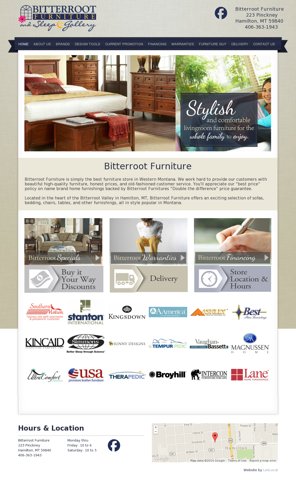 Bitterroot Furniture Competitors, Revenue And Employees   Owler Company  Profile