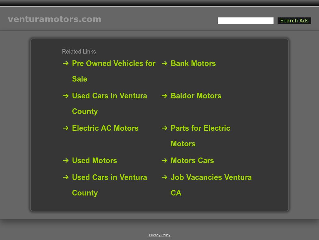 Ventura Motors Competitors Revenue And Employees Owler