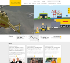 dhl company profile This brief dpdhl business profile aims to provide  dhl express: the most international company in the world canada 1977.