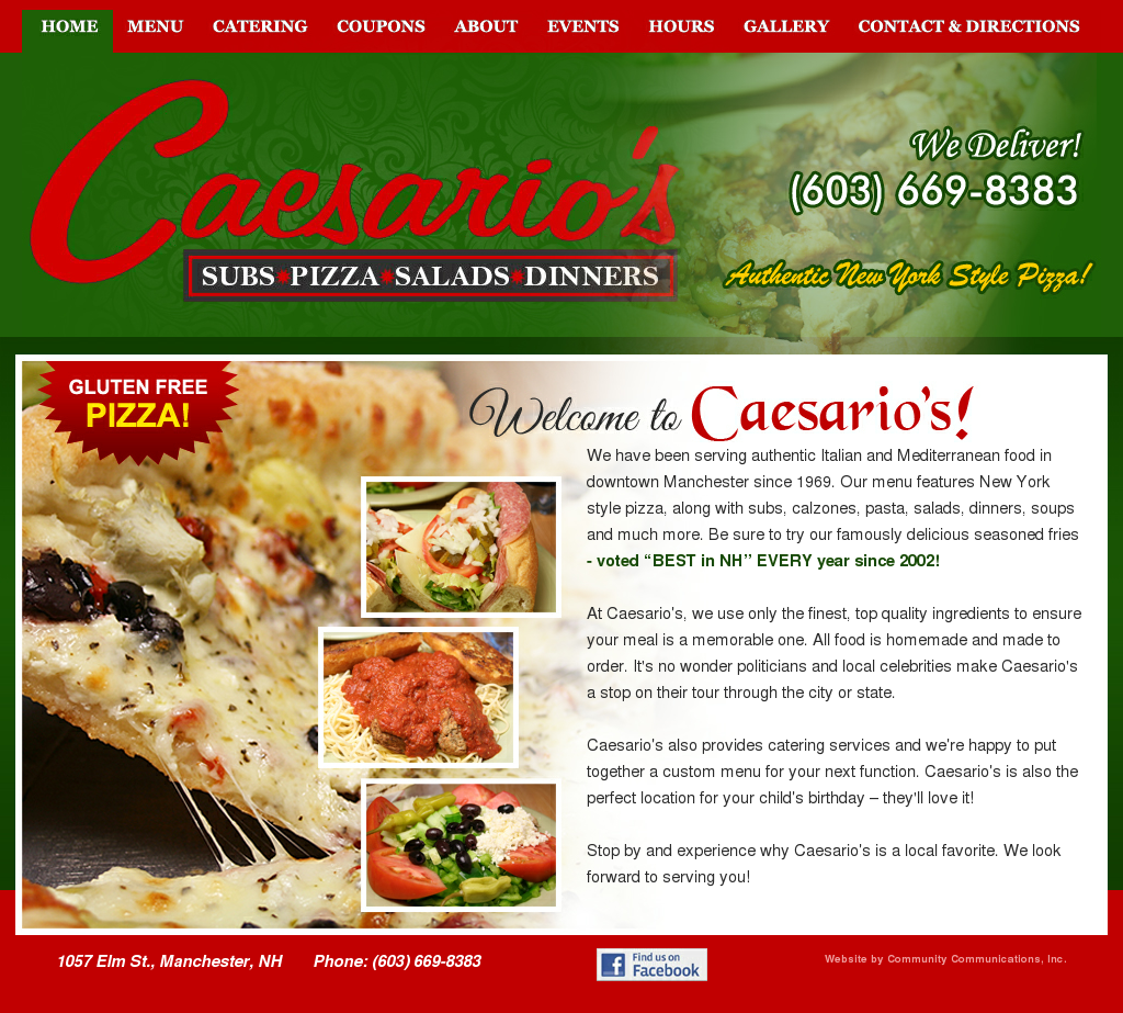 Caesarios Pizza Subs Competitors Revenue And Employees Owler