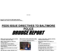 Drudge Report Competitors, Revenue and Employees - Owler
