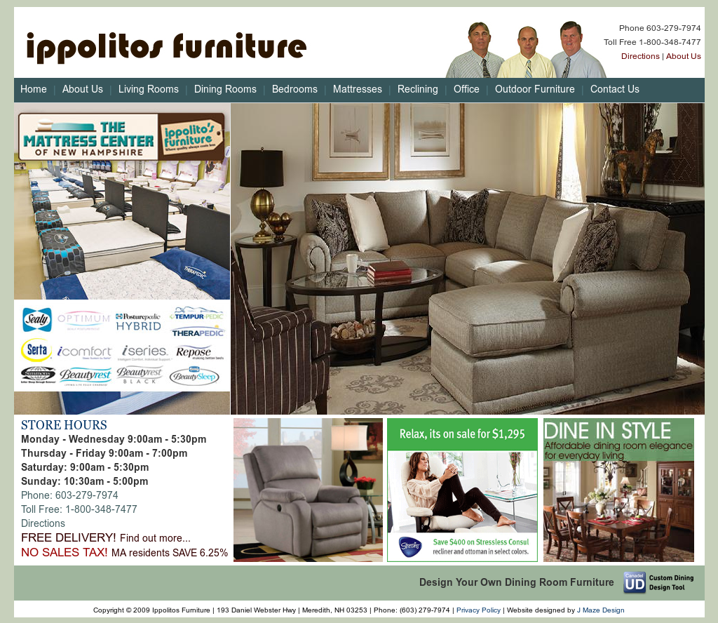 Ippolitou0027s Furniture Competitors, Revenue And Employees   Owler Company  Profile