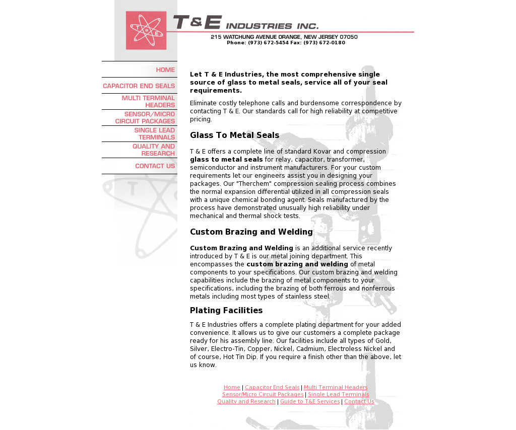 T & E Industries Competitors, Revenue and Employees - Owler