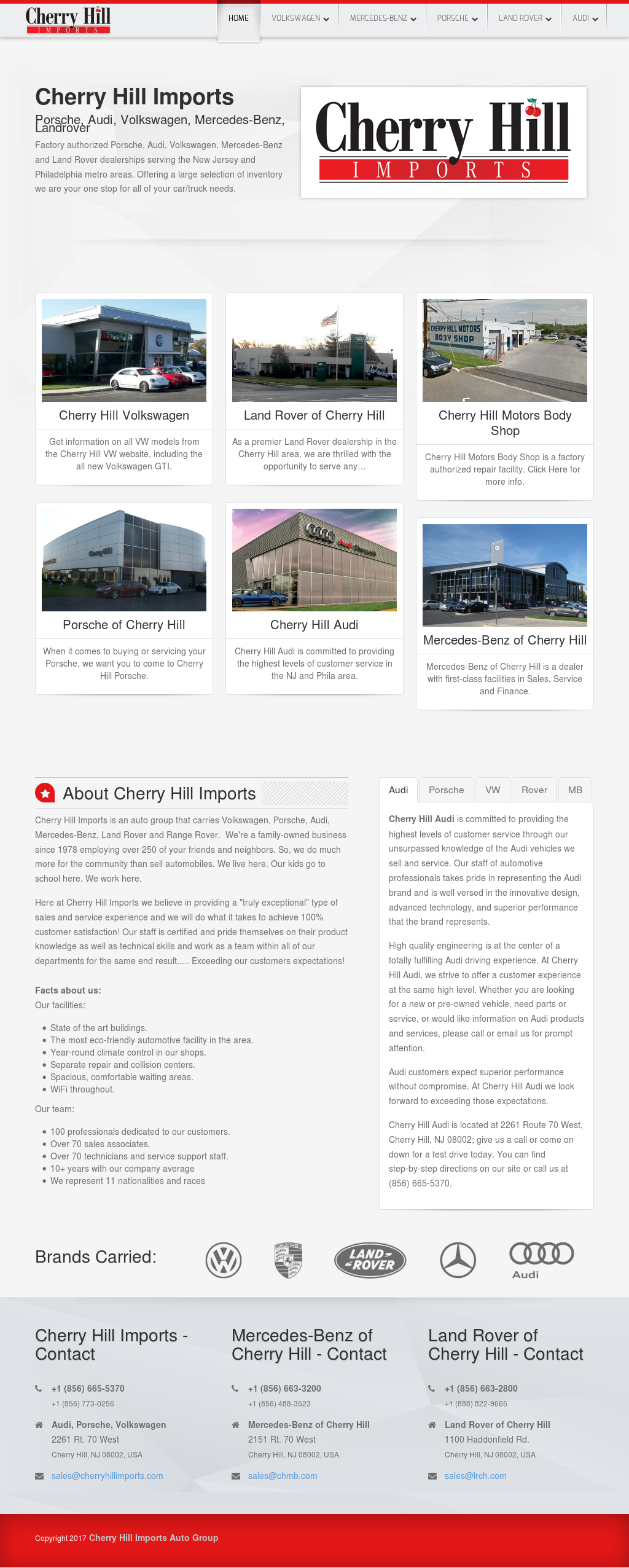 Cherry Hill Imports >> Cherry Hills Imports Competitors Revenue And Employees