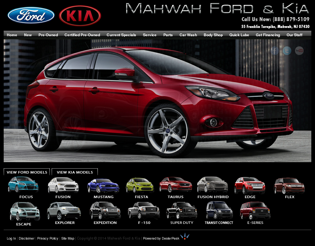 Mahwah Ford Service >> Mahwah Ford And Kia Competitors Revenue And Employees Owler