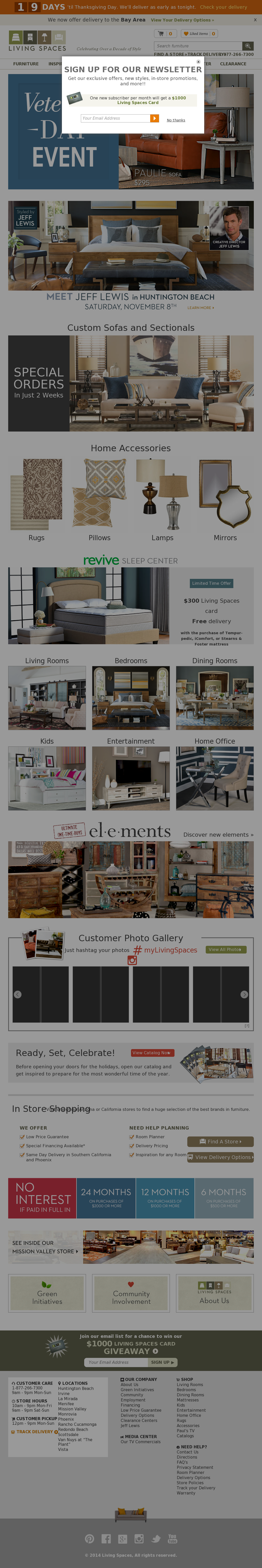 Living Spaces Competitors, Revenue And Employees   Owler Company Profile