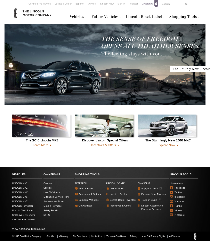Lincoln motor company company profile owler for Lincoln motor company corporate headquarters