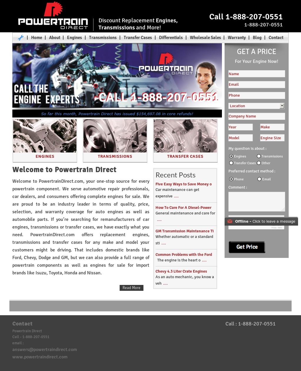 powertrain direct s competitors revenue number of employees funding acquisitions news owler company profile competitors revenue
