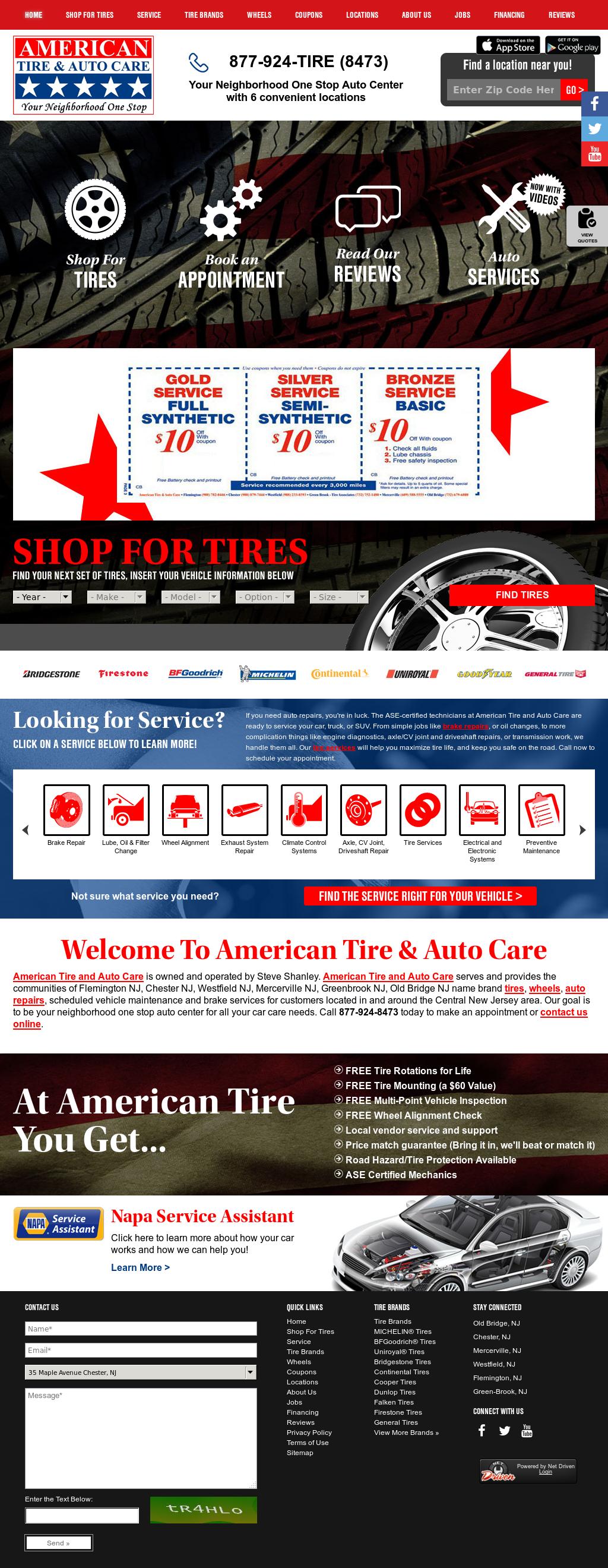 American Tire And Auto >> American Tire And Auto Care Competitors Revenue And