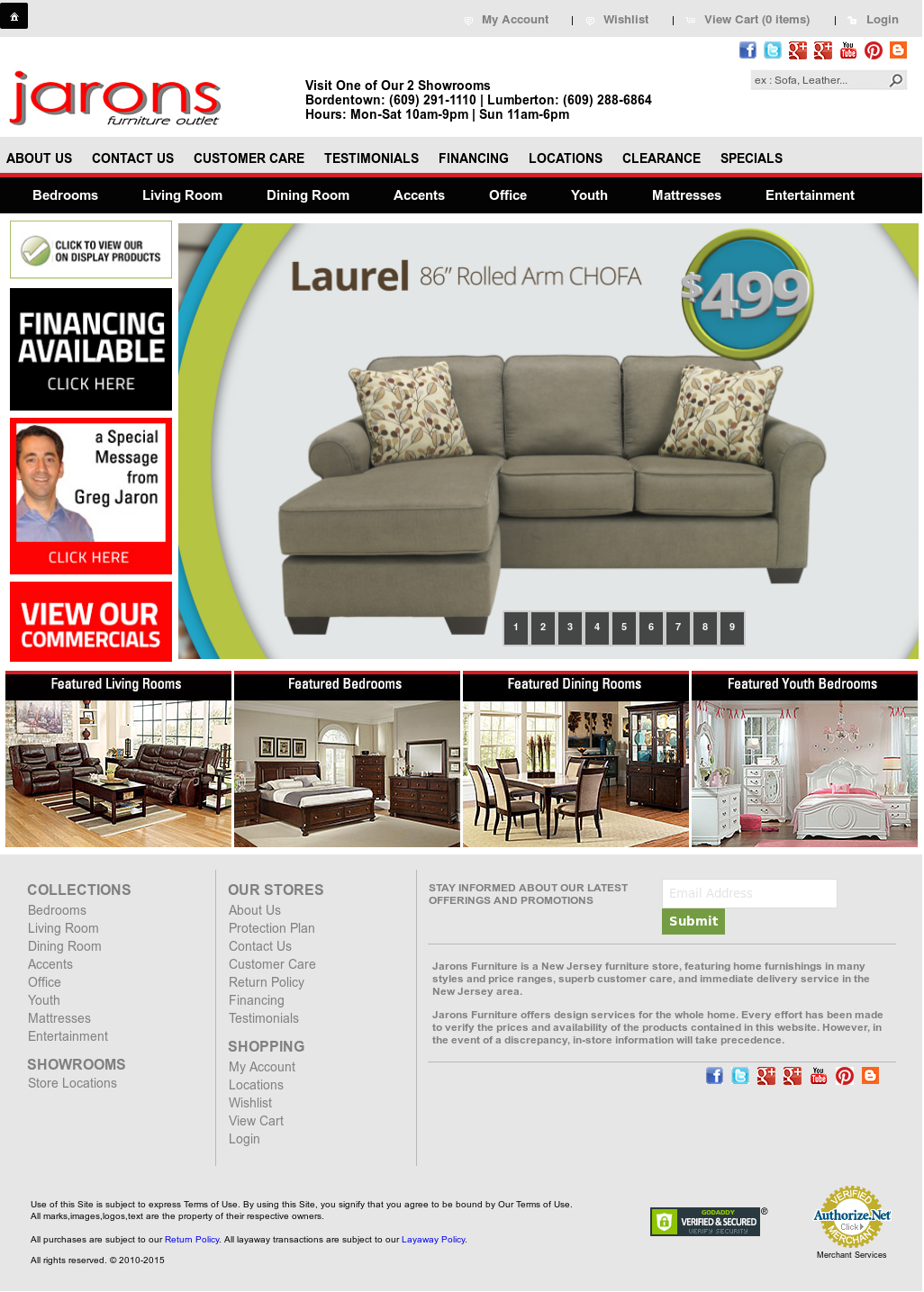 Jaron S Furniture Outlet Competitors Revenue And Employees Owler