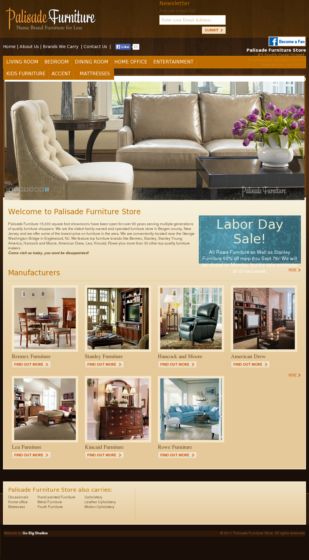 Palisade Furniture Warehouse Sleep Compeors Revenue And Employees Owler Company Profile